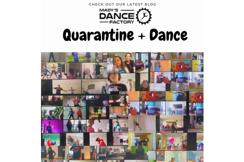 Benefits Of Dance During Quarantine